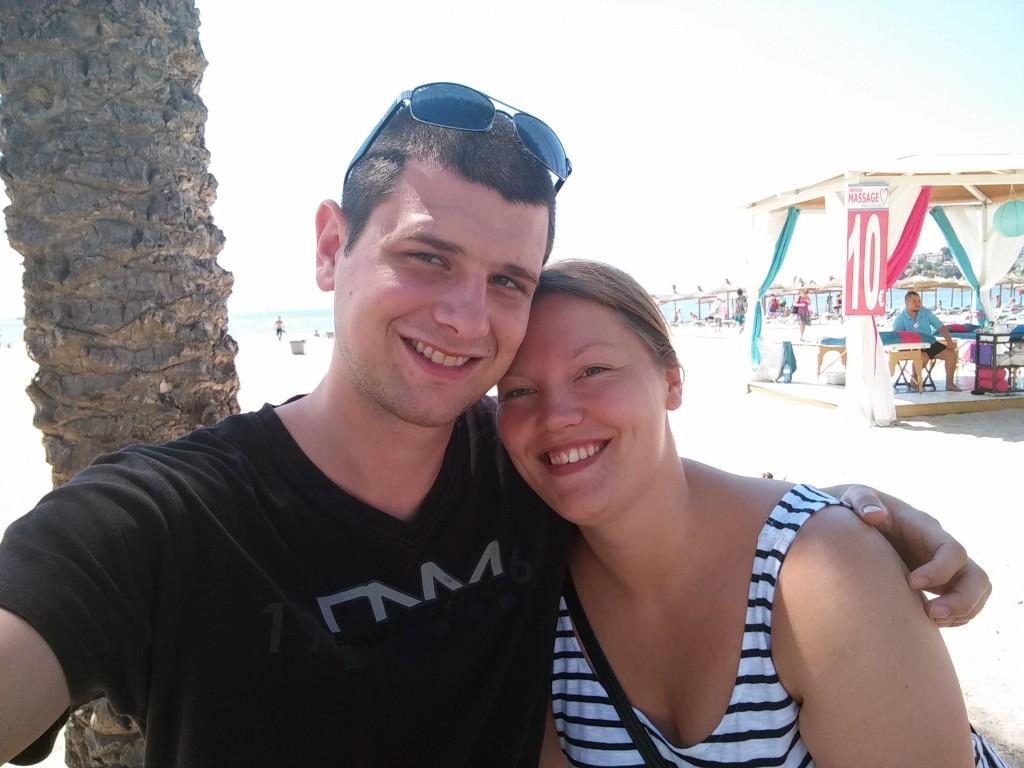 Christina og Martin