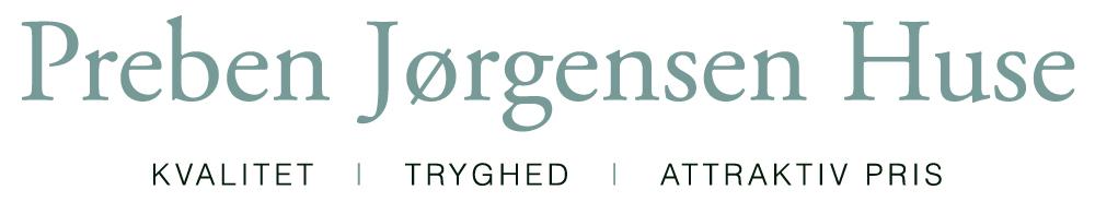 Preben Jørgensen - Logo
