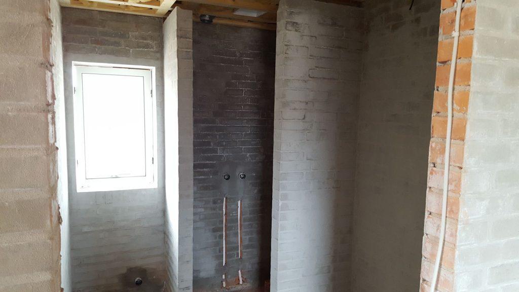 Lille badeværelse